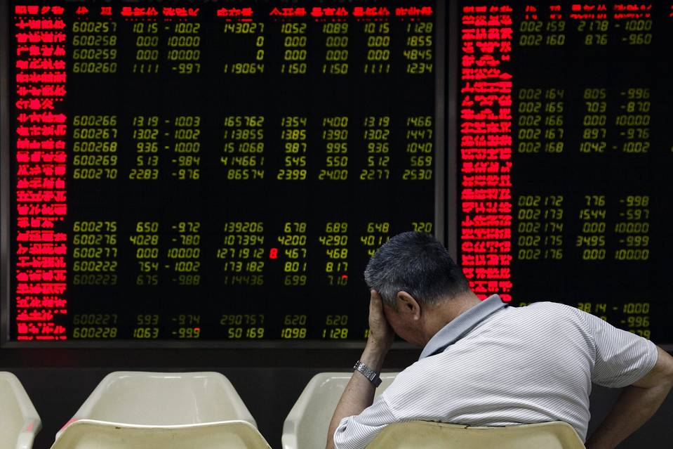 Asian stocks tumble after U.S. plunge