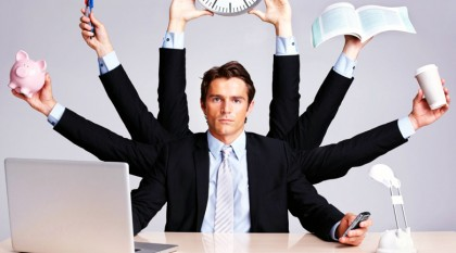 Five ways to be productive when the pressure is on