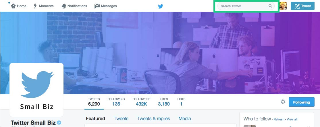 How to Use Twitter's Advanced Search Parameters to Uncover
