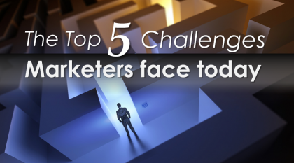 The Top 5 Problems Marketers Face Today