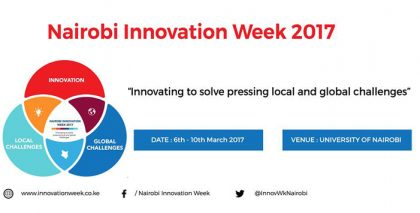Nairobi Innovation Week 2017