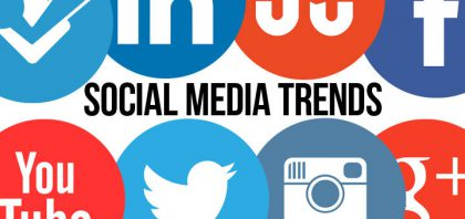 5 Hot Social Media Trends Every Marketer Should Be Aware Of