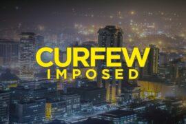 curfew in kenya